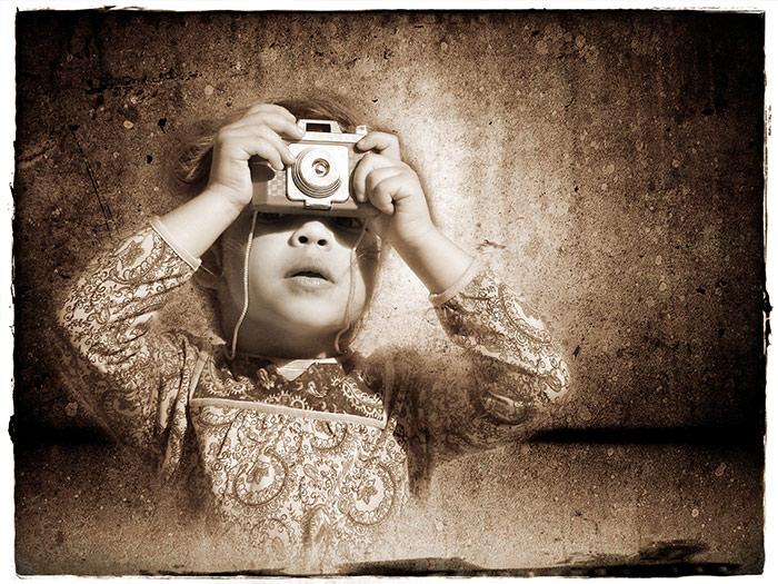 El loco mundo de la fotografia