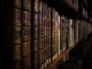 Antigua Biblioteca Universidad