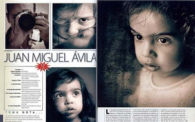 Revista Super Foto Digital, sección Expolector (II)