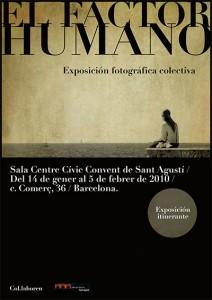 Exposición El Factor Humano