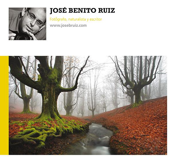 José Benito Ruiz en Peñaranda